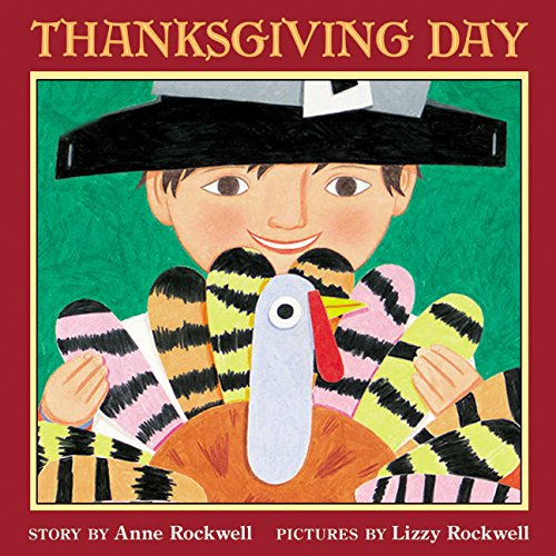 Thanksgiving Day: Rockwell, Anne