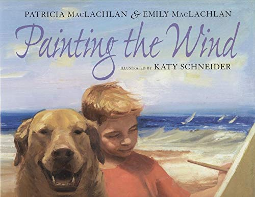 9780064438254: Painting the Wind
