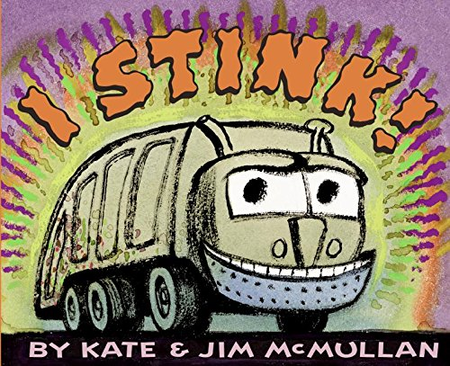 9780064438360: I Stink!