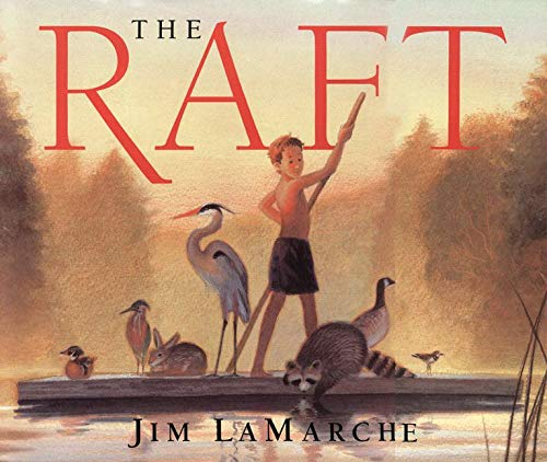 9780064438568: The Raft