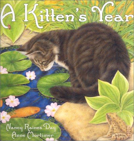 9780064438636: A Kitten's Year