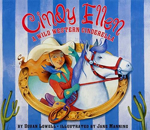9780064438643: Cindy Ellen: A Wild Western Cinderella