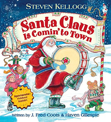 9780064438650: Santa Claus Is Comin' to Town