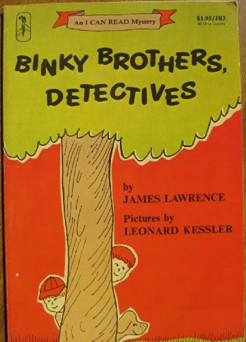 9780064440035: Binky Brothers, Detectives