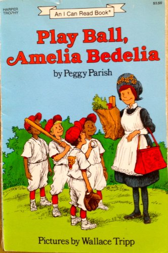 9780064440059: Play Ball, Amelia Bedelia (An I Can Read Book)