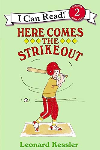 9780064440110: Here Comes the Strikeout!