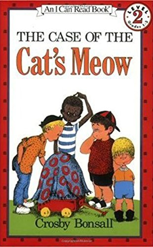 9780064440172: The Case of the Cat's Meow