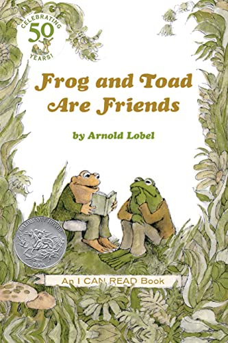 9780064440202: Frog and Toad are Friends (I Can Read Books: Level 2)
