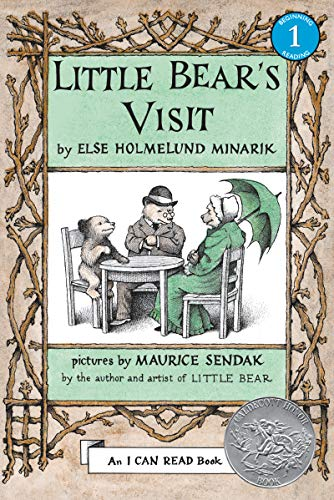 Little Bear's Visit (An I Can Read: Else Holmelund Minarik