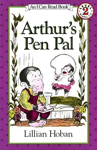 9780064440325: Arthur's Pen Pal (I Can Read Level 2)