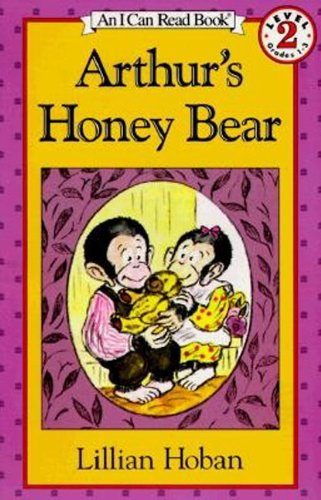 9780064440332: Arthur's Honey Bear (I Can Read Book, Level 2)
