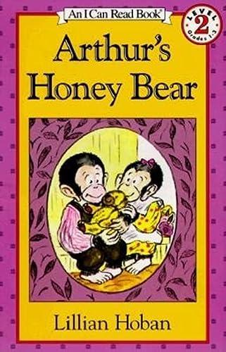9780064440332: Arthur's Honey Bear (I Can Read Book, Level 2)