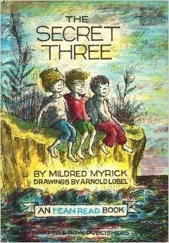 9780064440356: The Secret Three (I Can Read Book)