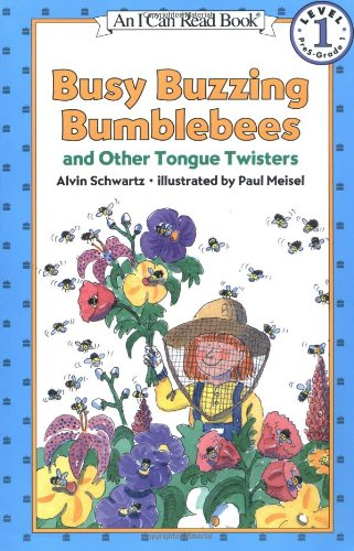 9780064440363: Busy Buzzing Bumblebees and Other Tongue Twisters (I Can Read Book 1)