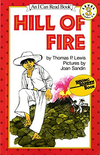 9780064440400: Hill of Fire (An I Can Read Book)