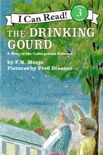 9780064440424: The Drinking Gourd: A Story of the Underground Railroad (I Can Read Book)
