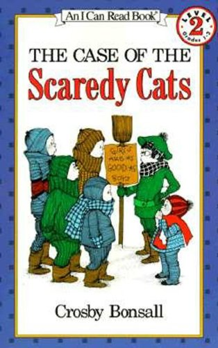 9780064440479: The Case of the Scaredy Cats (I Can Read Books: Level 2)