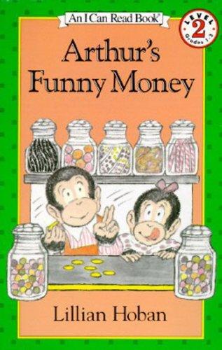 9780064440486: Arthur's Funny Money (I Can Read Level 2)