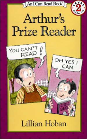 9780064440493: Arthur's Prize Reader (I Can Read Level 2)
