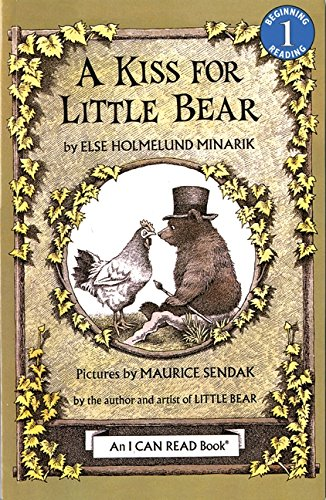 9780064440509: A Kiss for Little Bear (I Can Read! - Level 1)