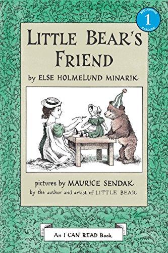 9780064440516: Little Bear's Friend (An I Can Read Book)