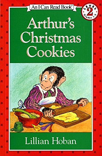 9780064440554: Arthur's Christmas Cookies (I Can Read Level 2)