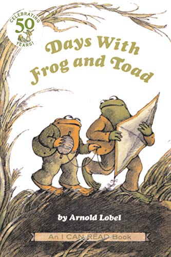 9780064440585: Days with Frog and Toad (I Can Read, Level 2)