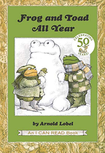 9780064440592: Frog and Toad All Year (I Can Read Level 2)