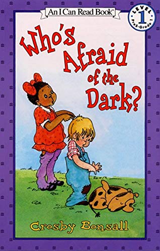 9780064440714: Who's Afraid of the Dark? (I Can Read Book 1)