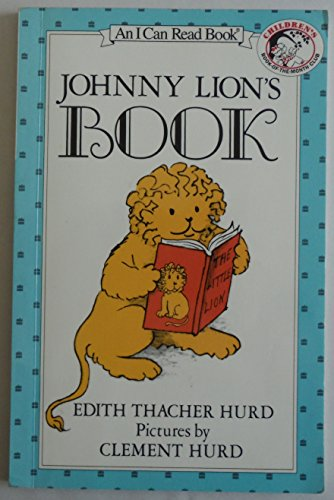 9780064440745: Johnny Lion's Book (I Can Read Series)