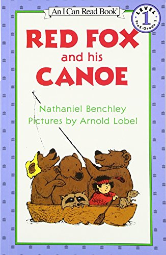 9780064440752: Red Fox and His Canoe (I Can Read Book 1)
