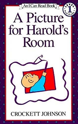 9780064440851: A Picture for Harold's Room