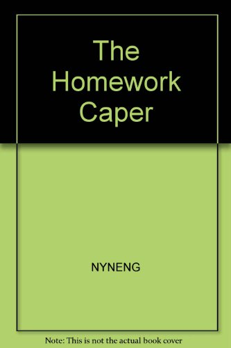 9780064440882: The Homework Caper (I Can Read Mystery)