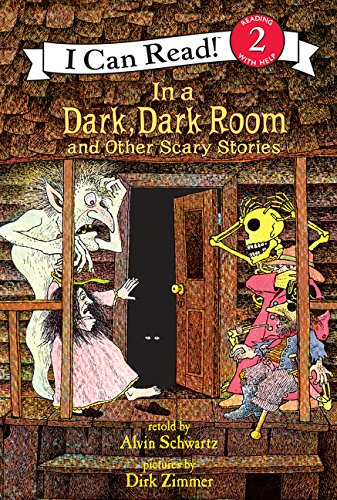 9780064440905: In a Dark, Dark Room and Other Scary Stories (I Can Read! Reading 2)
