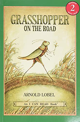 9780064440943: Grasshopper on the Road (I Can Read Level 2)