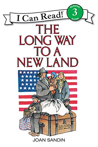 9780064441001: The Long Way to a New Land (I Can Read Books: Level 3)