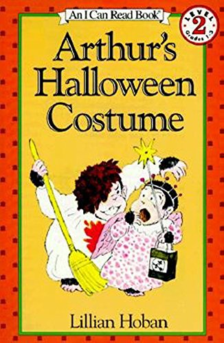 9780064441018: Arthur's Halloween Costume (I Can Read!)