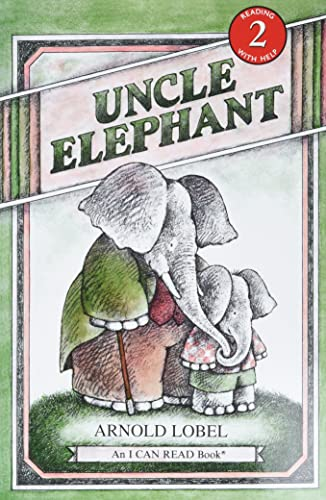 9780064441049: Uncle Elephant (I Can Read Book 2)
