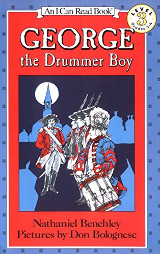 9780064441063: George the Drummer Boy (I Can Read Book 3)