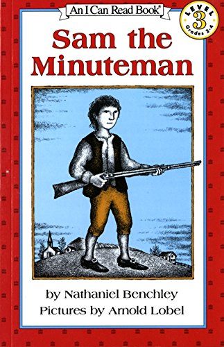 9780064441070: Sam the Minuteman (I Can Read Books: Level 3)