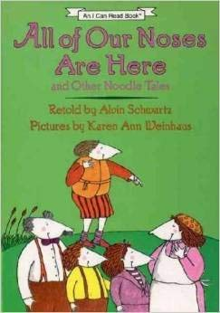 9780064441087: ALL OUR NOSES ARE HERE & OT PB (An I Can Read Book)