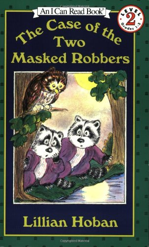 9780064441216: The Case of the Two Masked Robbers (I Can Read Level 2)
