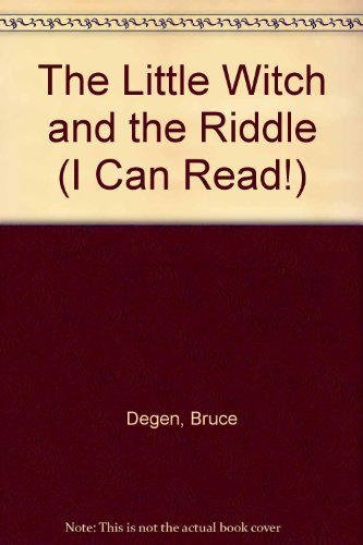 9780064441254: The Little Witch and the Riddle (I Can Read!)