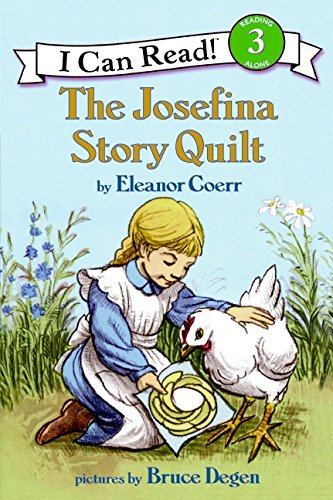 9780064441292: The Josefina Story Quilt (I Can Read Books: Level 3)