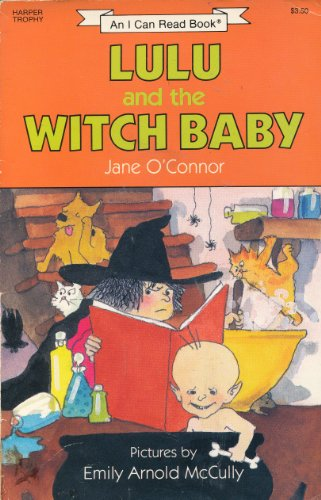9780064441308: Lulu and the Witch Baby