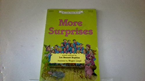 9780064441315: More Surprises (I Can Read!)