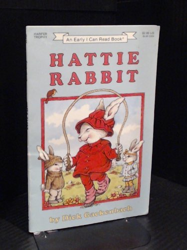 9780064441339: Hattie Rabbit
