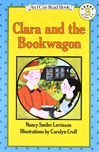 9780064441346: Clara and the Bookwagon, Level 3 (I Can Read Book)