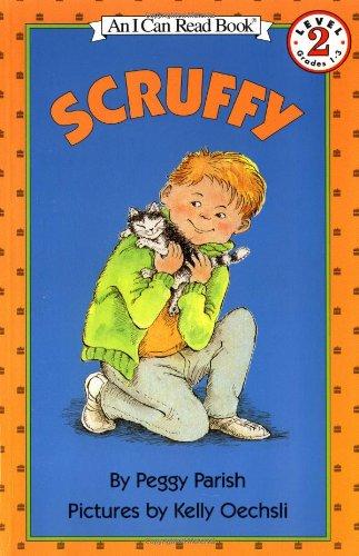 9780064441377: Scruffy (I Can Read Level 2)