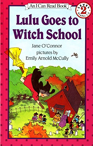 9780064441384: Lulu Goes to Witch School (I Can Read Books (Harper Paperback))